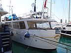 Midnight Sun of St Peter Port Yacht Camper & Nicholsons Shipyard