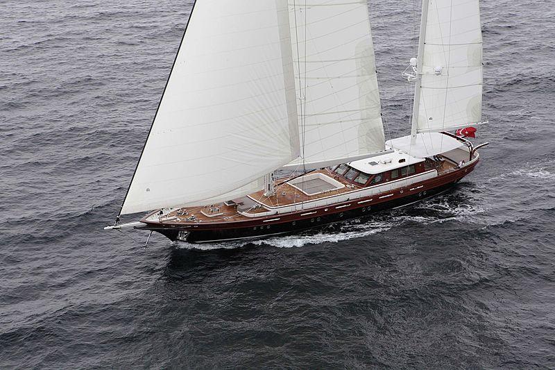 VAY yacht sailing