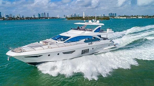 MORNING STAR yacht Azimut