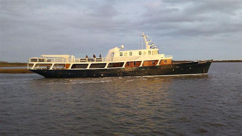 GREY MIST yacht Camper & Nicholsons Shipyard