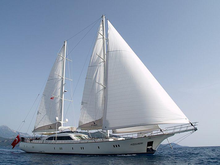 ALESSANDRO yacht Ruth Yachting