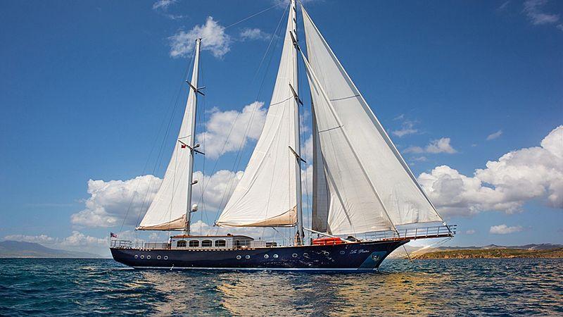 LE PIETRE yacht ADA Yacht Works
