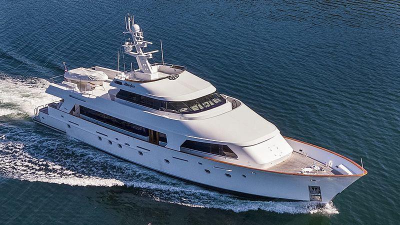 AFTERGLOW yacht Christensen