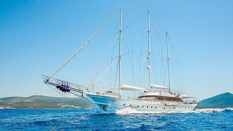 BELLA MARE yacht Bozburun