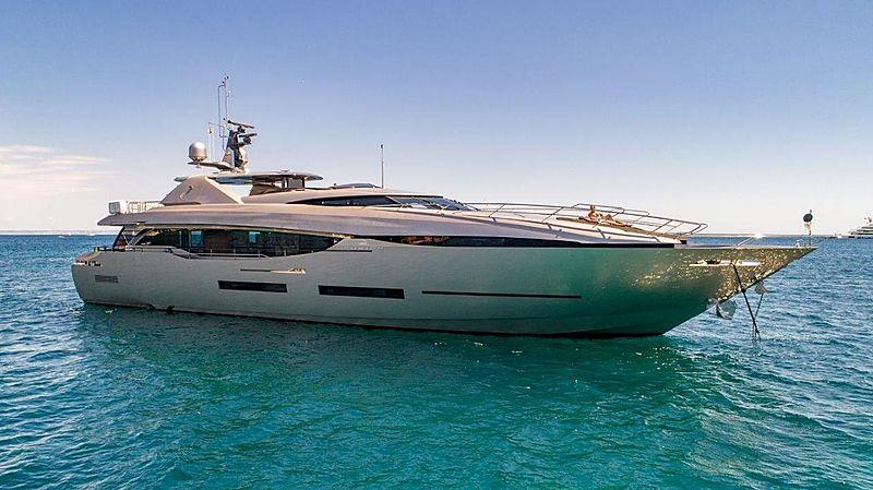 FUSION yacht Peri