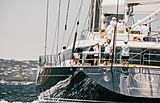Q yacht at the 2019 Loro Piana Superyacht Regatta Day 2