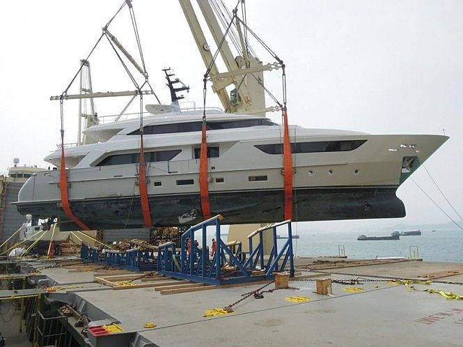 LADY CECILIA yacht Sanlorenzo