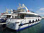 Panama Blue Yacht 24.78m