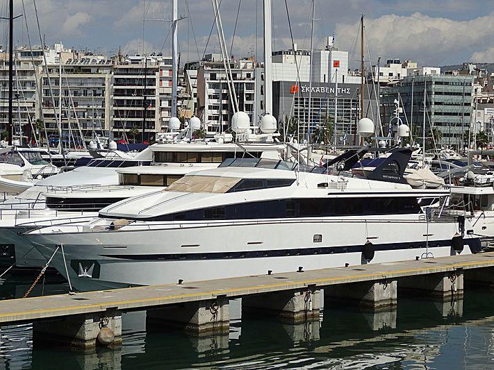 PROTAGONIST 3 yacht Azimut