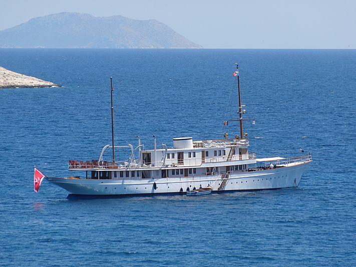 MADIZ yacht Ailsa Shipyard