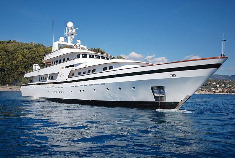 IL CIGNO yacht Cantieri Navali Nicolini Srl