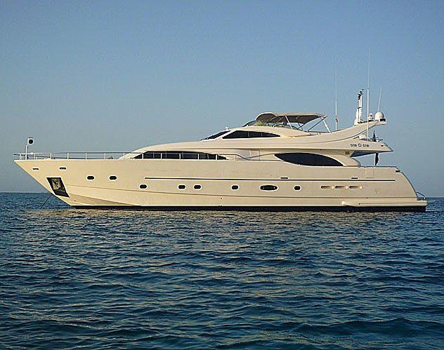 ONE BY ONE yacht Custom Line