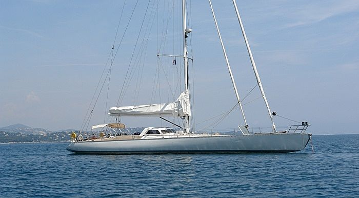 AMAALTA yacht Chantier Pouvreau