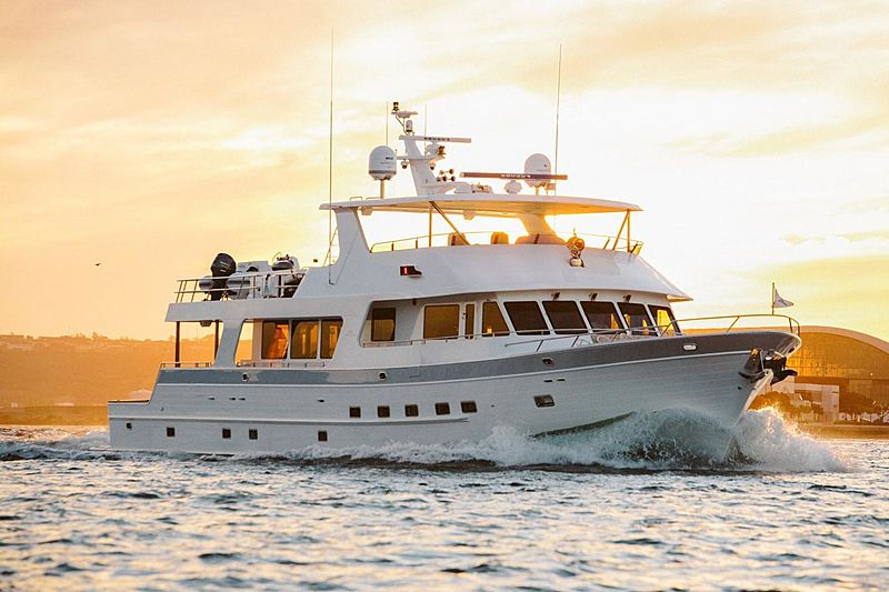 ARGO yacht Outer Reef Yachts