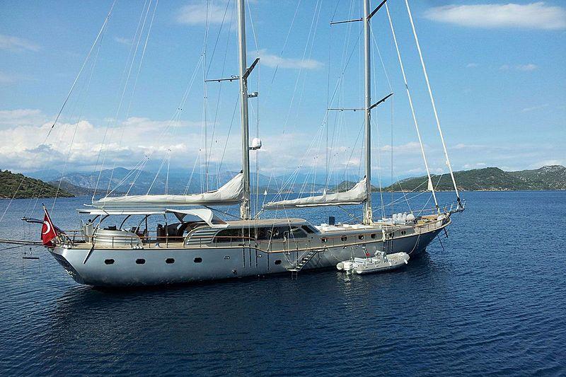 SILVER MOON yacht Kulach