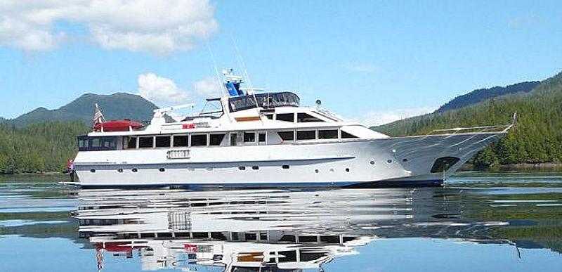 TIMELESS yacht Lloyds Ships