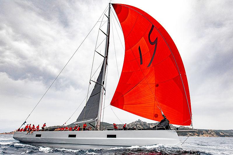 2019 Loro Piana Superyacht Regatta Day 3