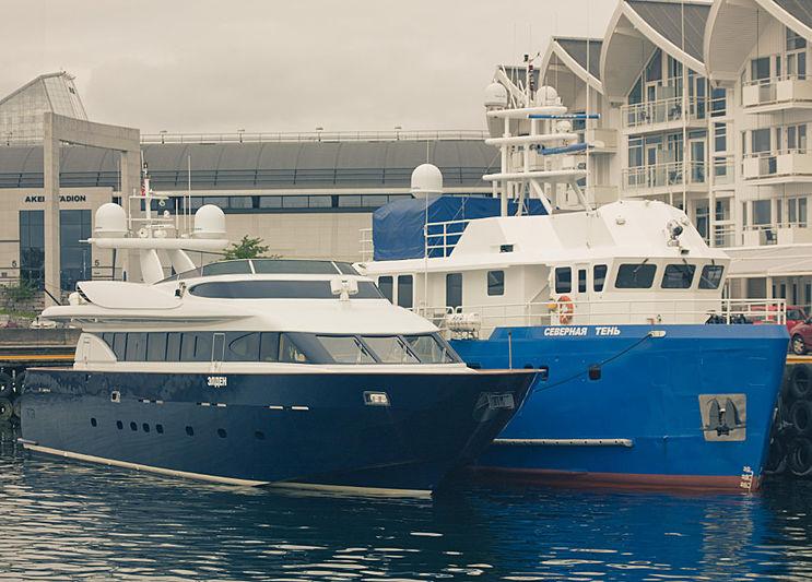 ELDEN yacht Mondomarine
