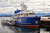 Severnaya Ten Yacht Unknown