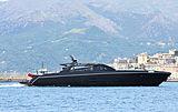 Cara Montana yacht cruising