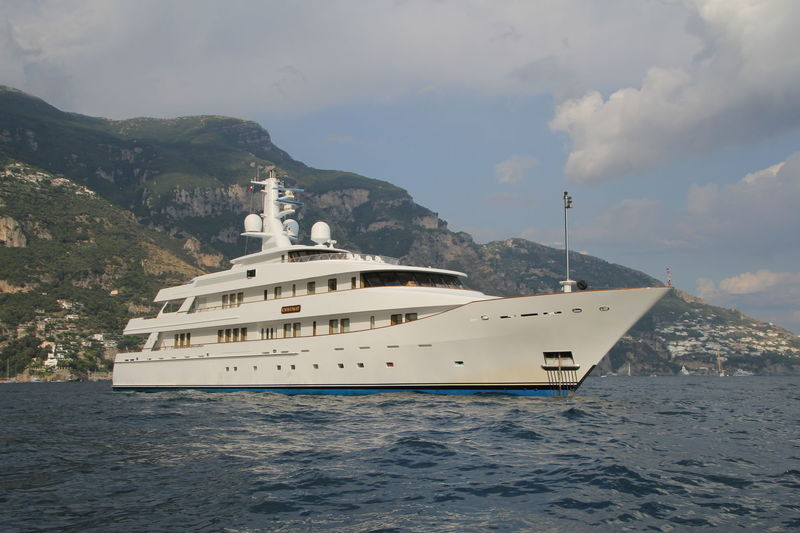 KWIKUMAT yacht Abeking & Rasmussen