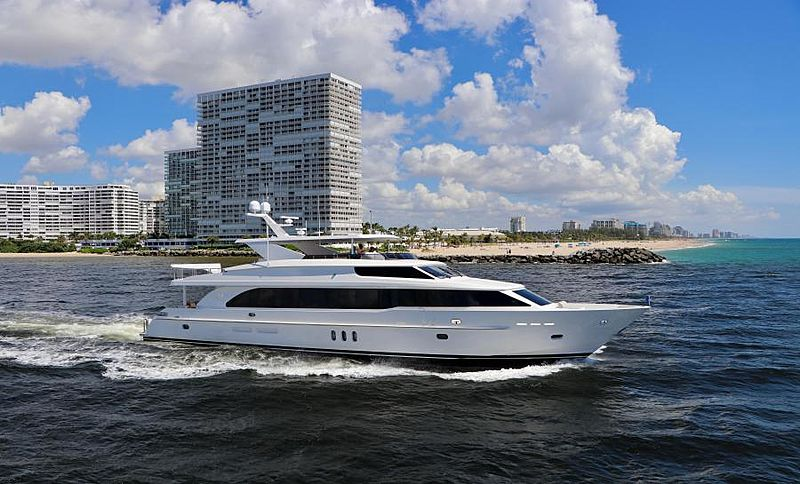 SUNNY  yacht Hargrave