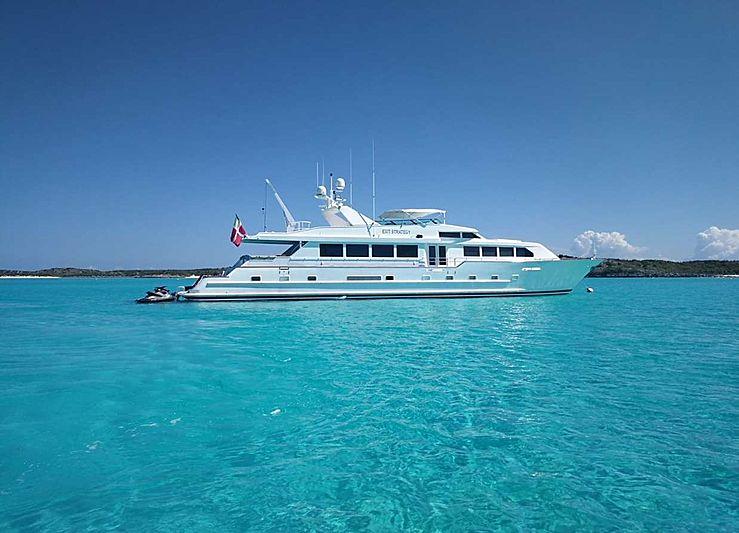 EXIT STRATEGY  yacht Broward