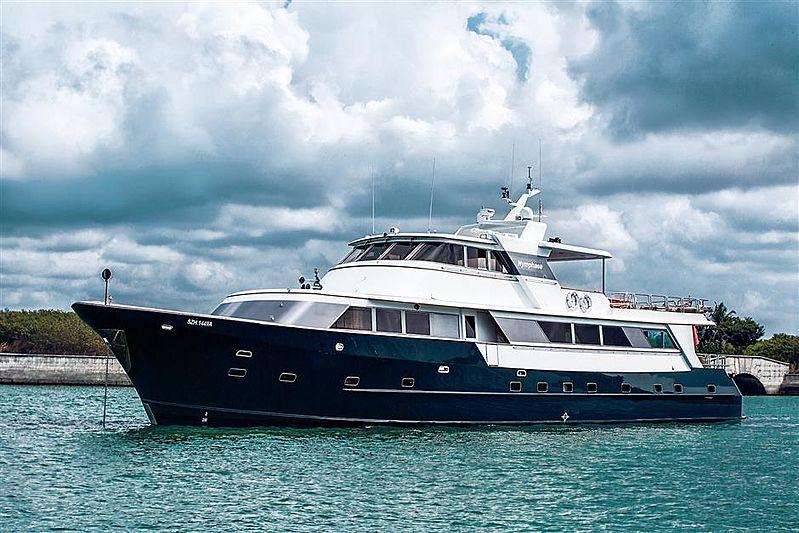 NYMPHAEA yacht Broward
