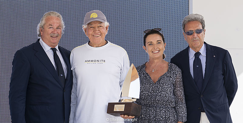 2019 Loro Piana Superyacht Regatta