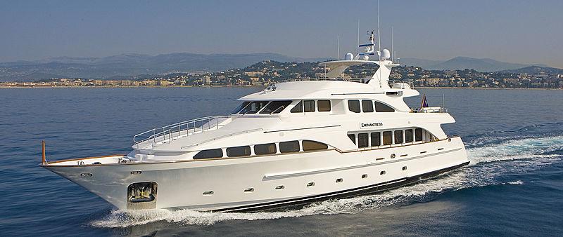 ENCHANTRESS yacht Benetti