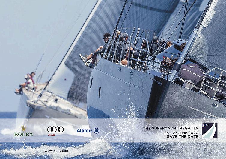 The Superyacht Regatta 2020
