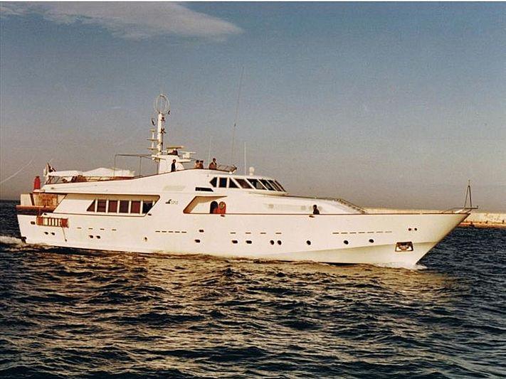 ARGOLIDE yacht CRN