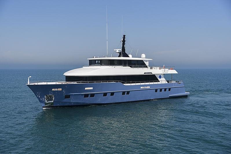 MY JEWEL yacht Gulf Craft