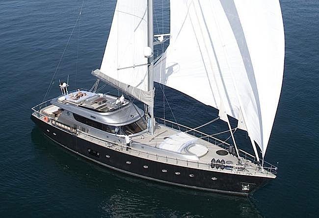 SYLVER K yacht Noble
