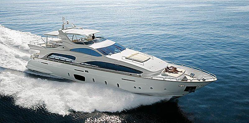 MENURA PRIMERO yacht Azimut