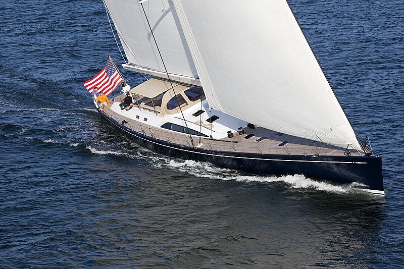 VIRAGO yacht Nautor's Swan