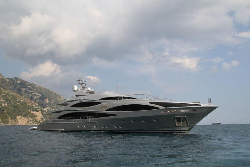 ANASTASIA K yacht Benetti