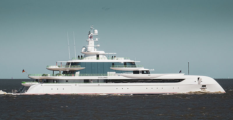 Excellence yacht by Abeking & Rasmussen sea trials