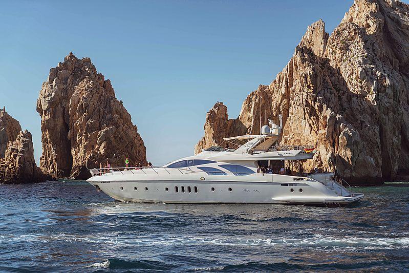 GANESH A yacht Azimut