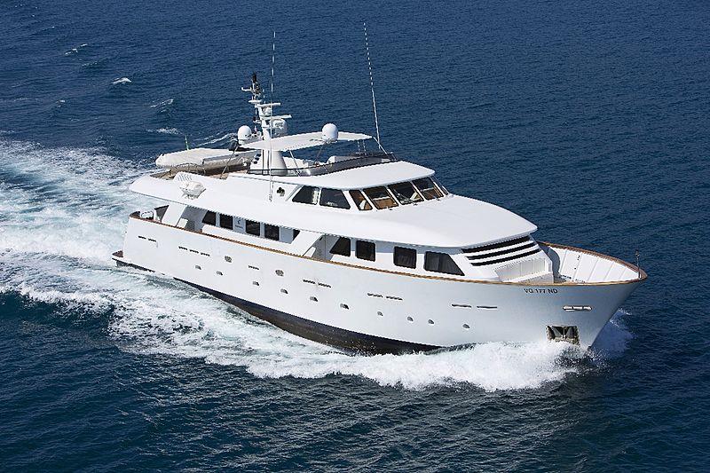 L'INSTANT IV yacht Costruzioni Navali Tigullio - Castagnola