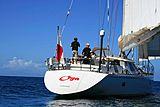 Oya Yacht Camper & Nicholsons Shipyard