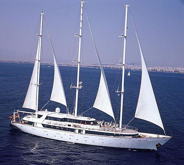 PAN ORAMA II yacht Elthom