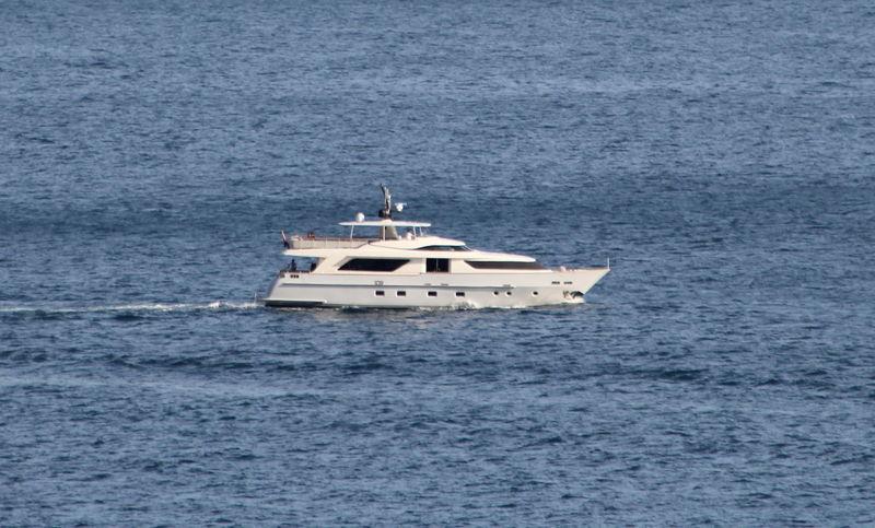 ELMO OF LONDON yacht Sanlorenzo