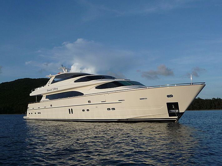 CARNIVAL LIBERTY II yacht Horizon