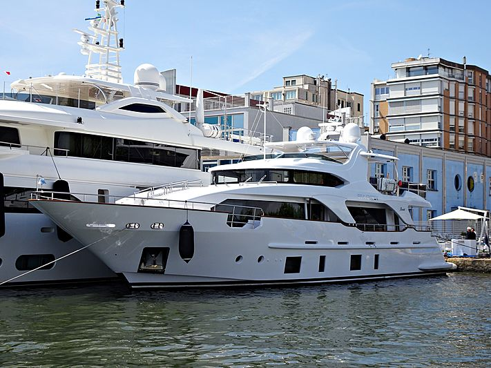 SEA GYPSY yacht Benetti
