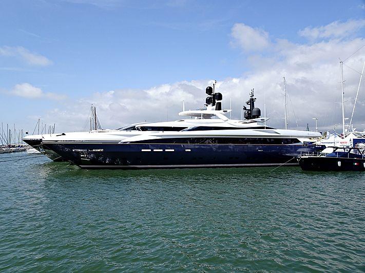 Pachamama yacht at the Versilia Yachting Rendez-vous