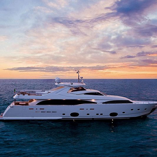 TIAN yacht Custom Line