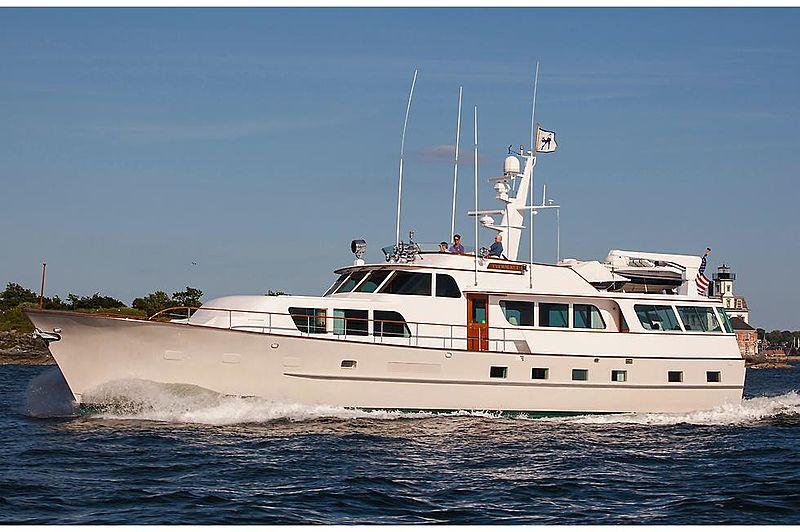 GRINDSTONE yacht Broward
