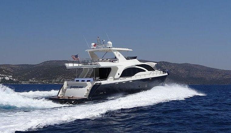 SEA LION yacht Tuzla
