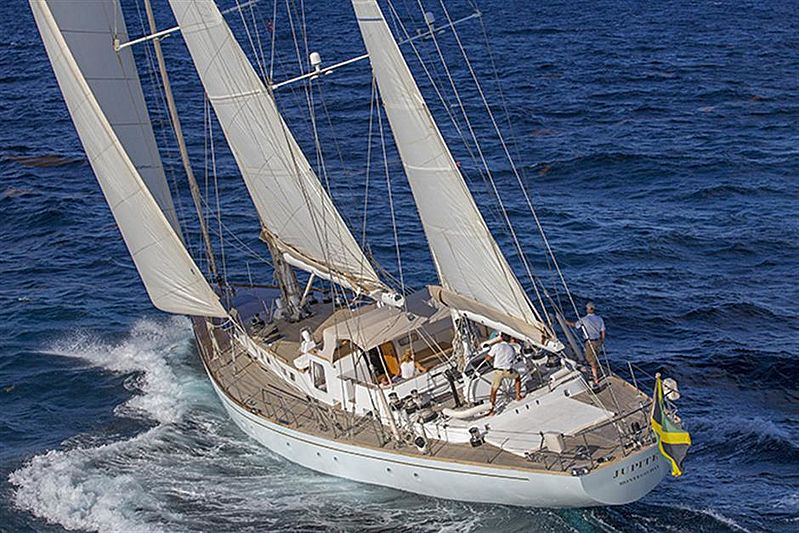 JUPITER yacht Ferri Cantieri Navali (s.r.l.)